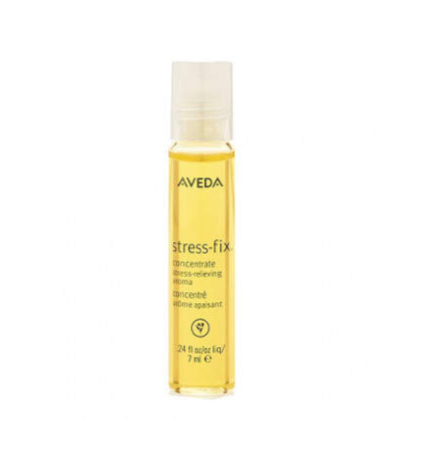 AVEDA -   Stress Fix Pure-fume Rollerball   Have in your handbag and on your work desk. Works so well to help calm.