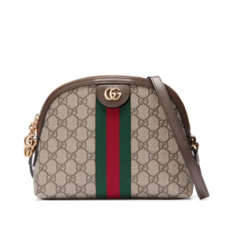GUCCI - GG bag   Retro cool - this little bag is great for the weekend