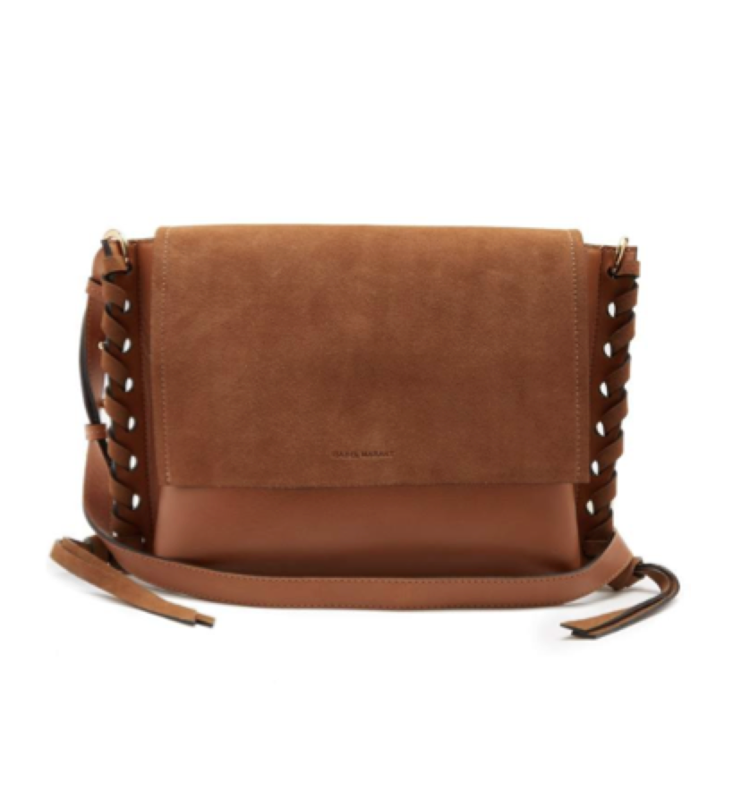ISABEL MARANT - Asli suede bag    This bag is under $1000 & great quality for a designer bag at this price.