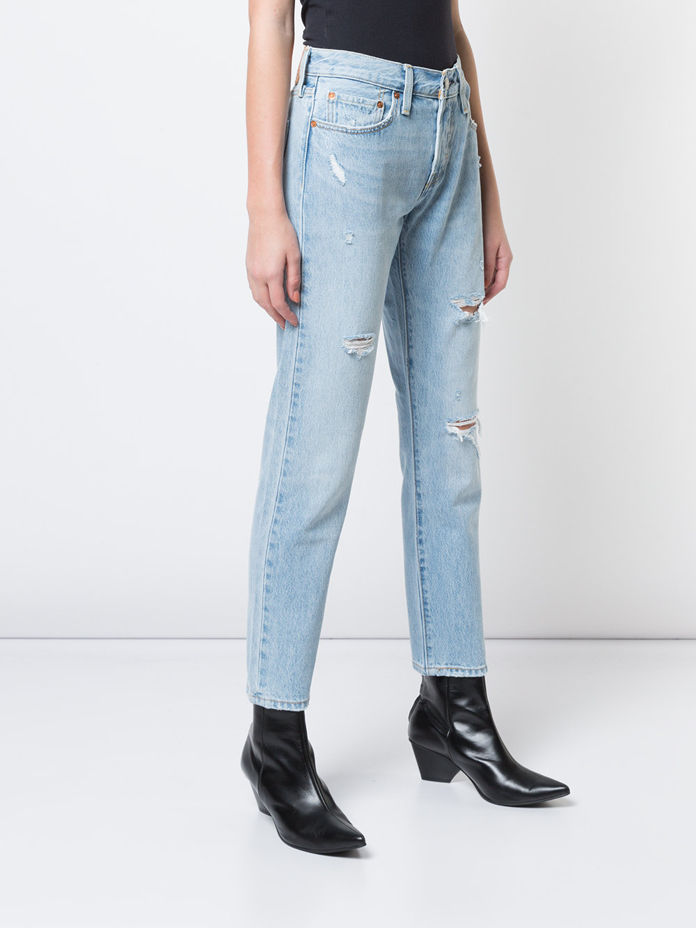 Levis - these are my fav jeans I wear all the time