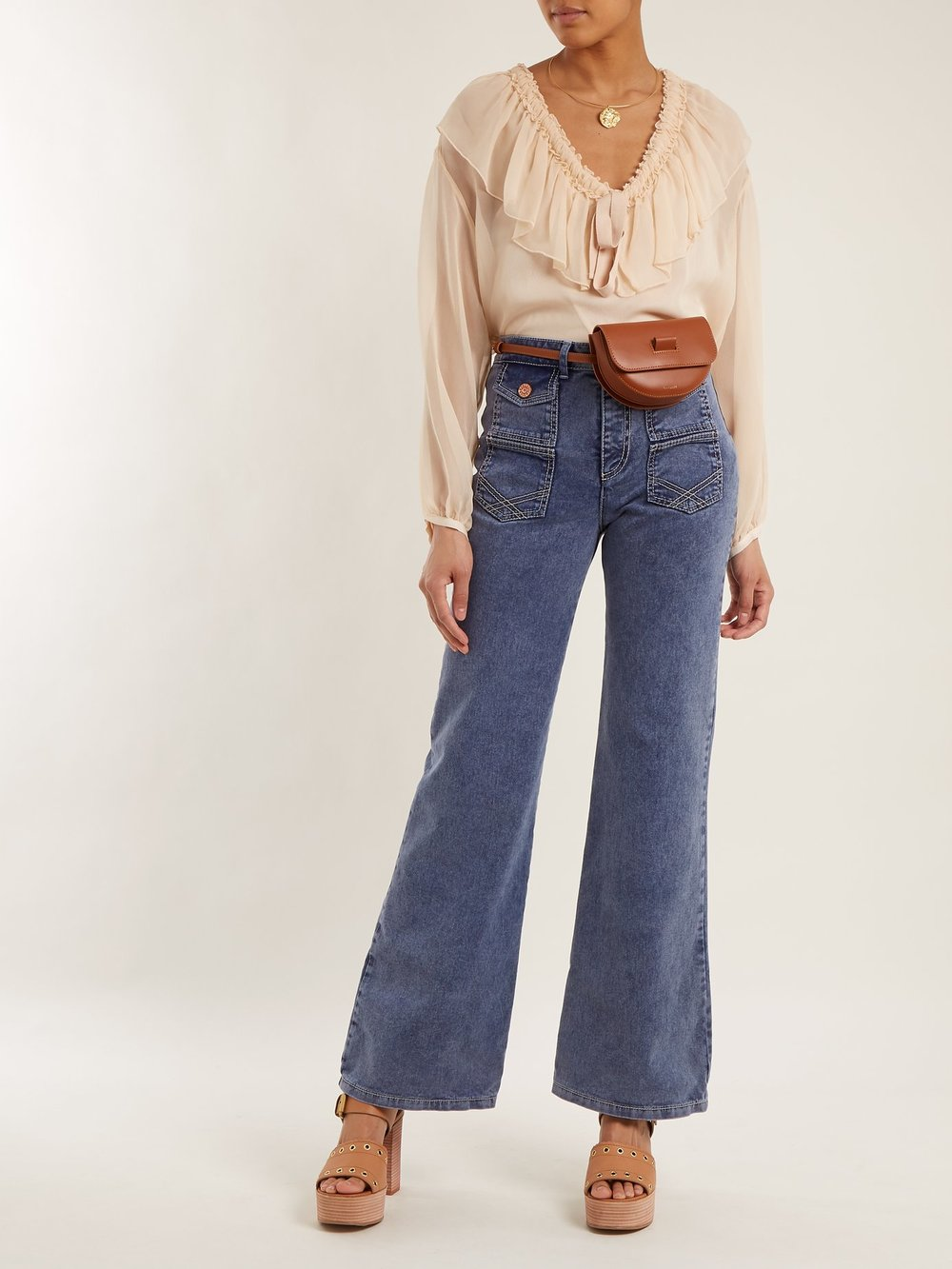 See By Chloe - great fashion jean