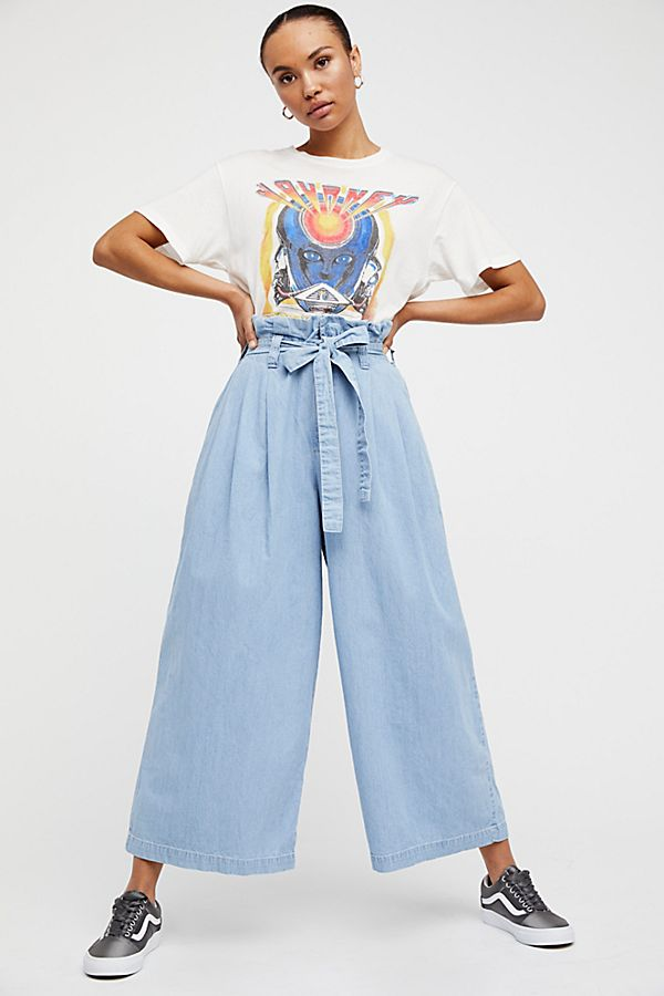 We The Free - the denim pant, great for work or weekend