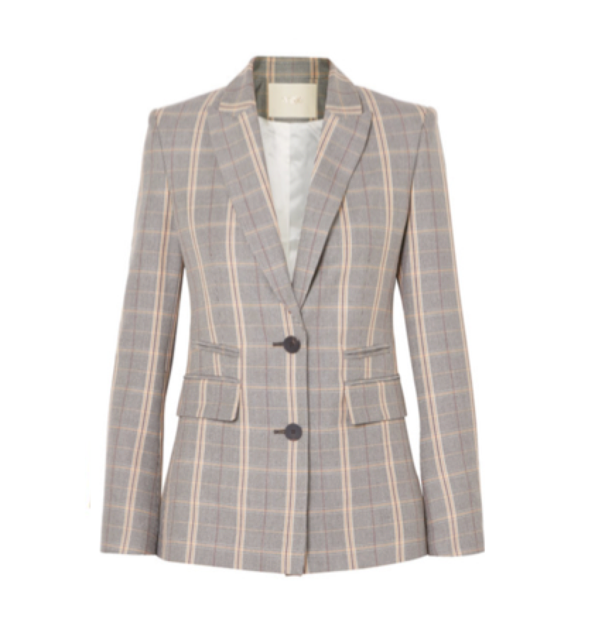 MAJE -  Tweed blazer UNDER $700