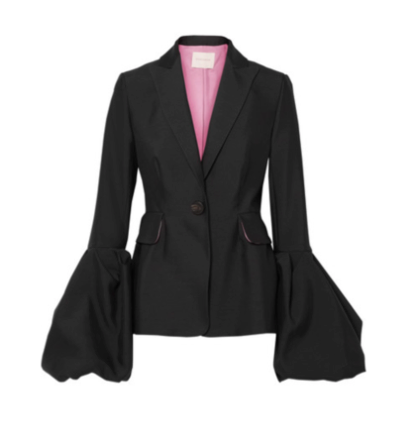 ROKSANDA -  Statement sleeve blazer