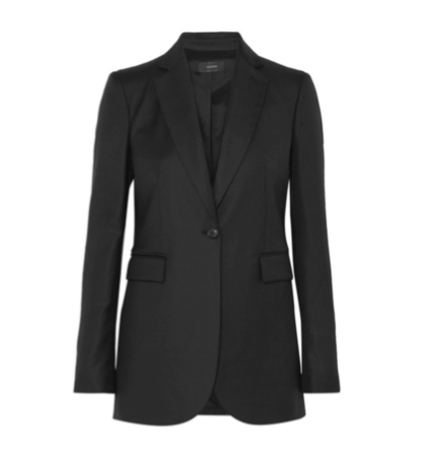 JOSEPH -  Classic simple blazer UNDER $680