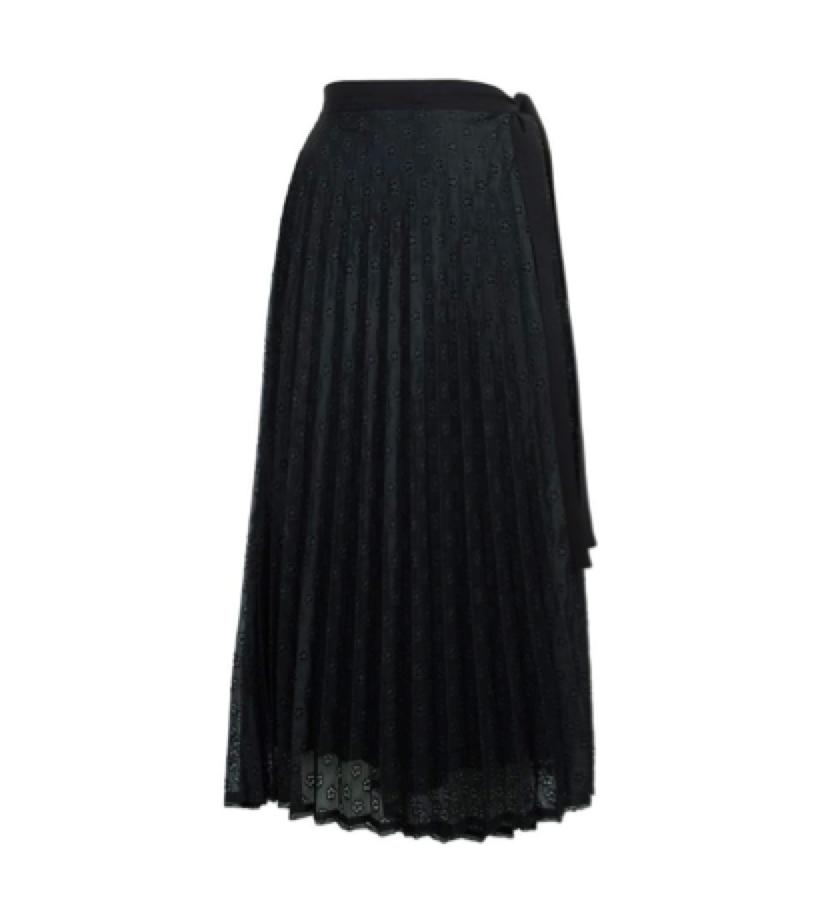 FEMININE SKIRT / SANDRO -  Pleated Skirt