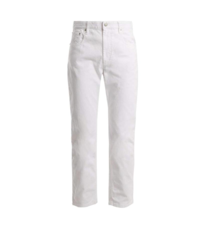 WHITE JEAN / ISABEL MARANT -  White Jeans