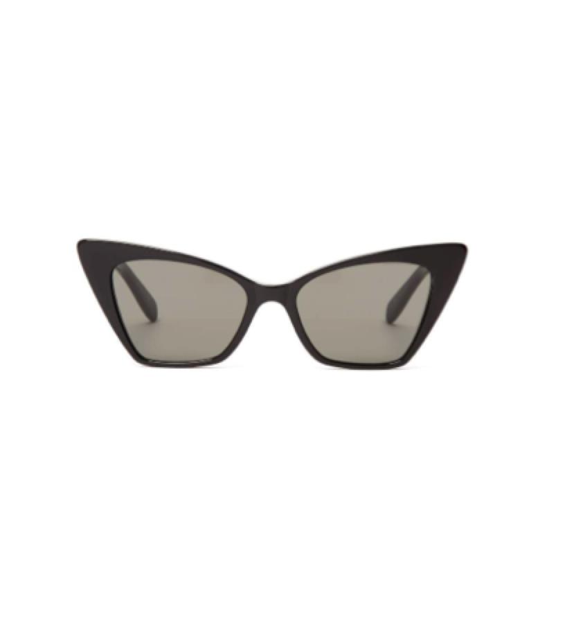 7. CAT-EYE GLASSES - SAINT LAURENT -  Victorie Glasses