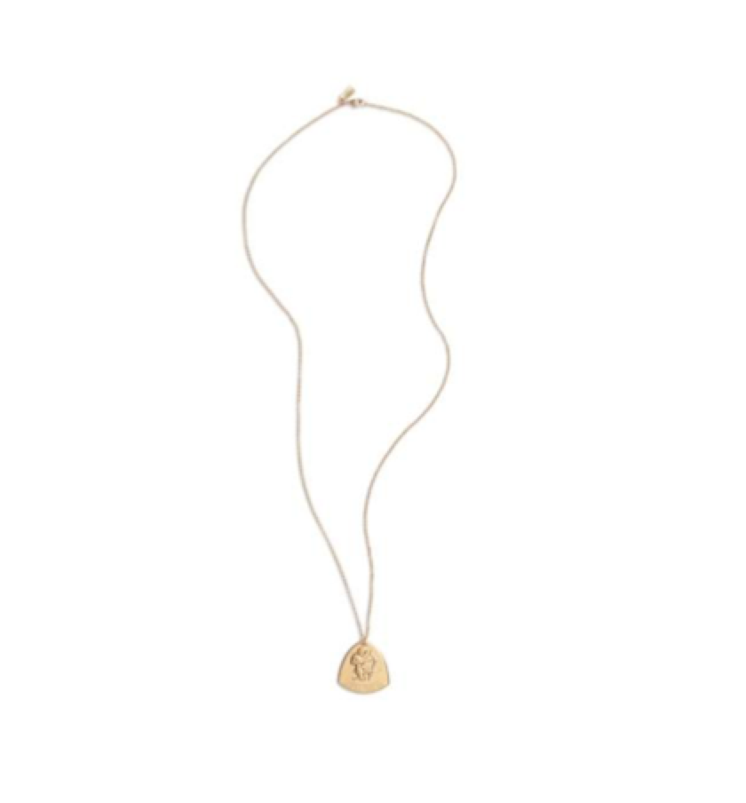 8. GOLD NECKLACES - CAM -  Astrology Necklace