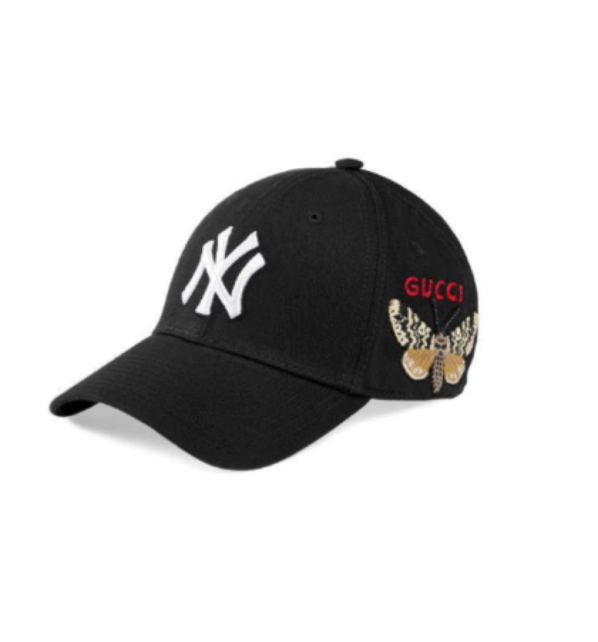 11. LOGO CAP - GUCCI -  Yankies Cap