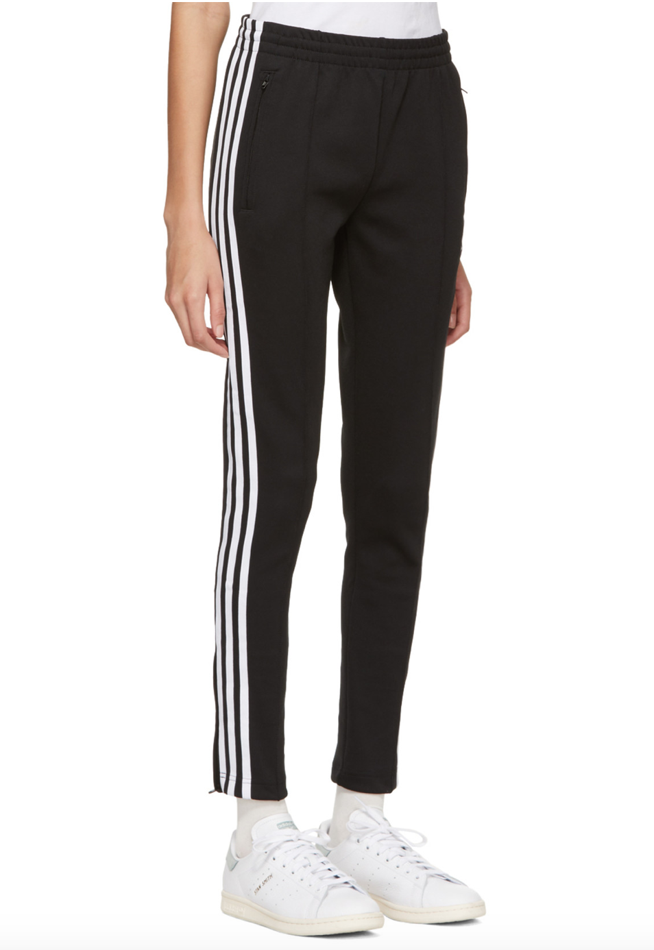 ADIDAS SIDE STRIPE SWEATPANTS