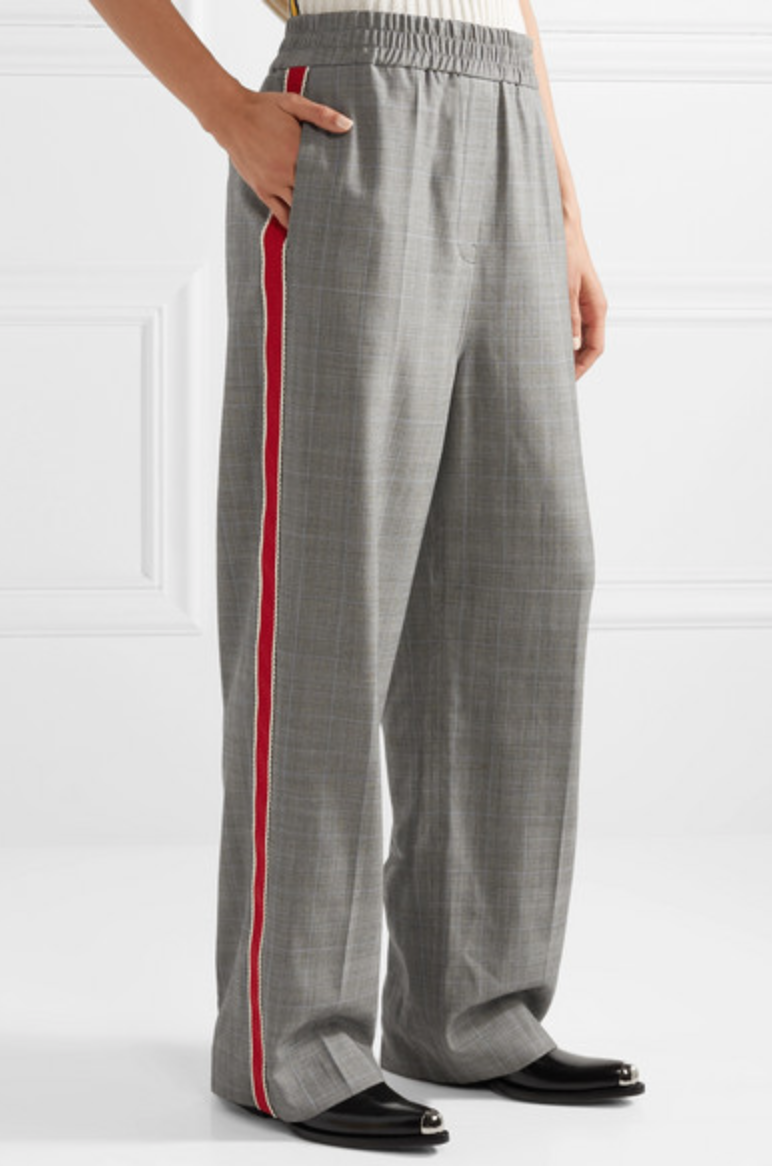 CALVIN KLEIN SIDE STRIPE PANT