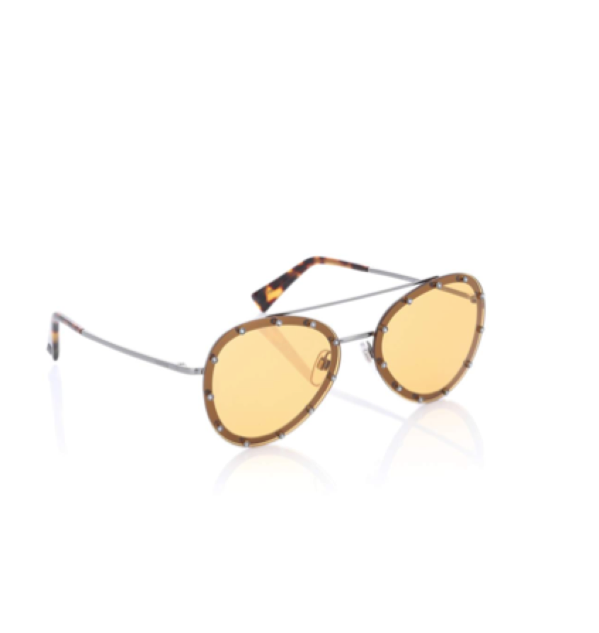 VALENTINO - aviator sunglasses