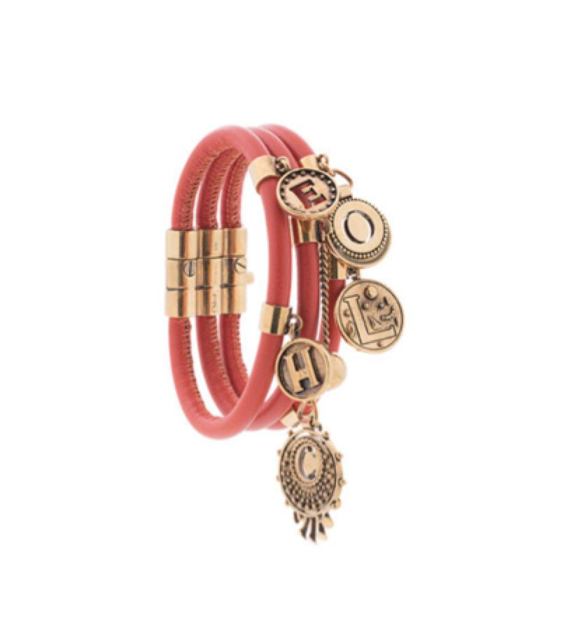 CHLOE -  charm bracelet