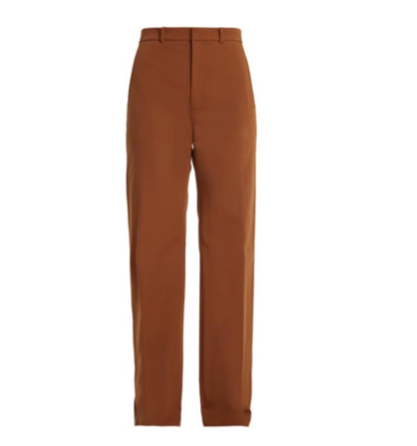 JOSEPH -  high waisted pants