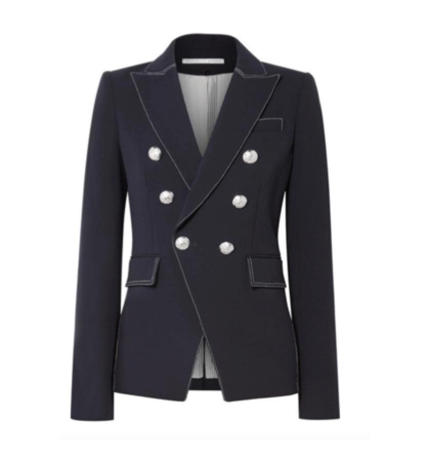 VERONICA BEARD -  navy blazer