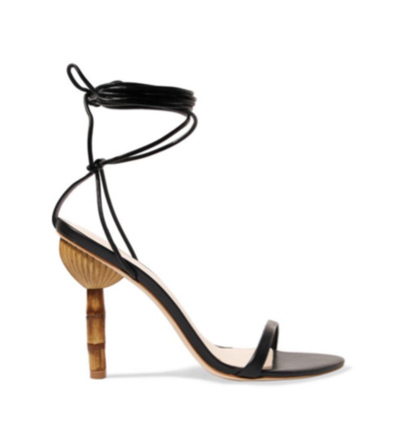 CULT GAIA -  bamboo heel