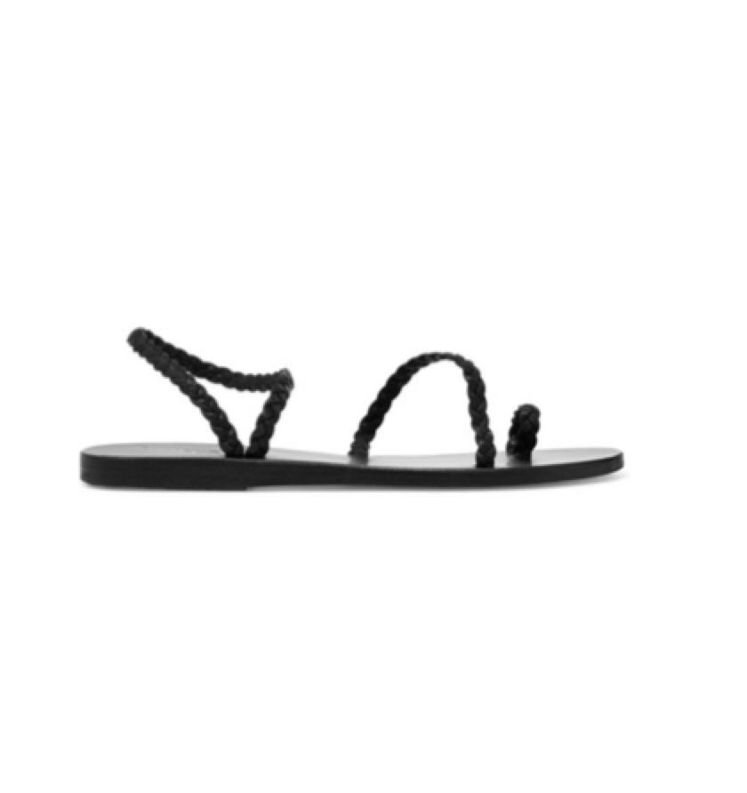 ANCIENT GREEK SANDALS -  plait sandal