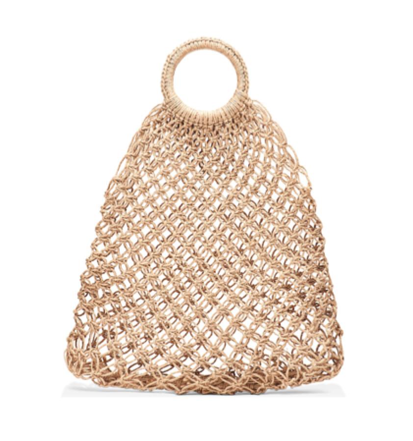 ELIZABETH & JAMES -  crochet bag