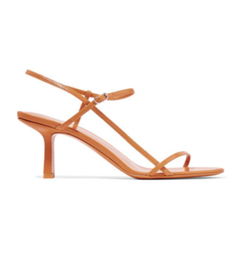 THE ROW -  heel sandal