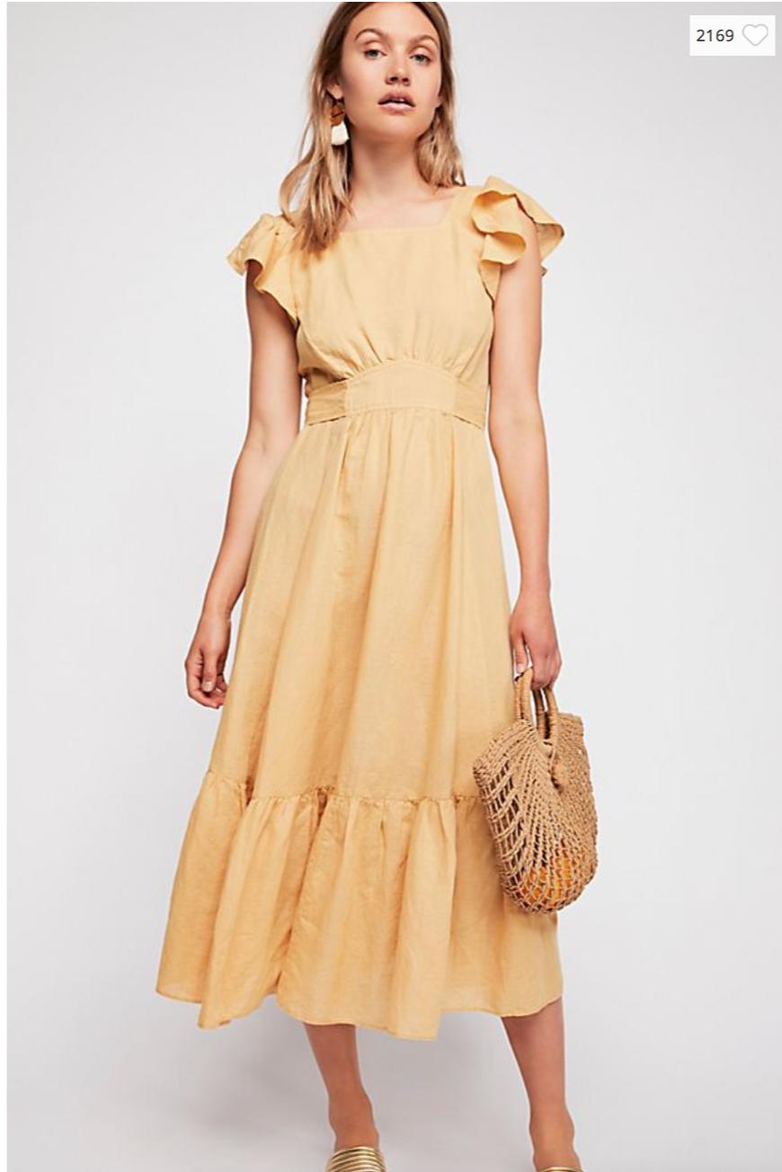 HIGH WAISTED DRESSES