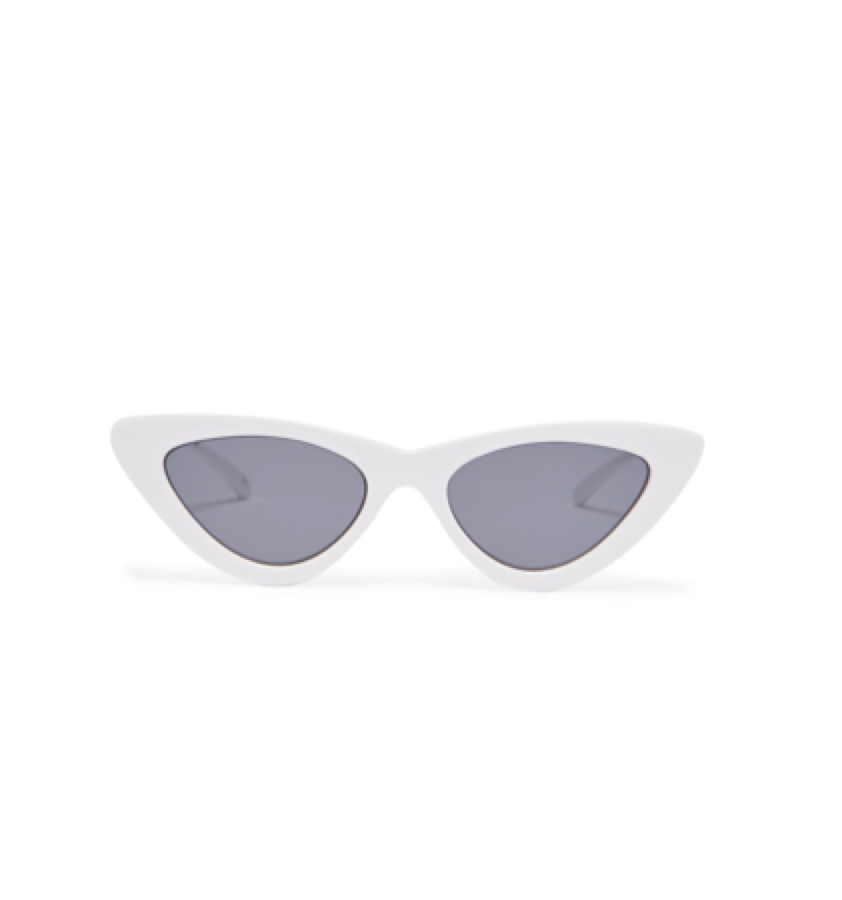LE SPECS -  White sunglasses