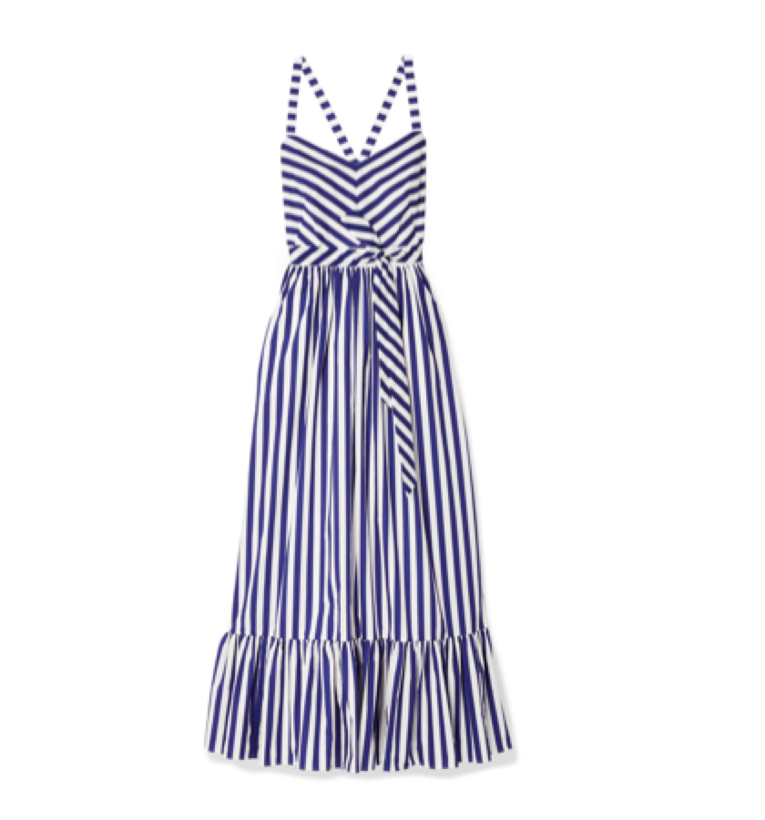 J CREW -  Striped dress