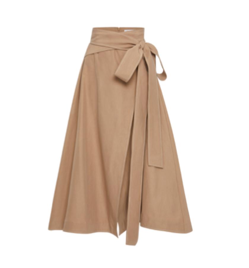 RACHEL GILBERT -  Trench skirt
