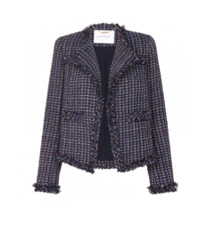 CAMILLA & MARC -  Tweed jacket