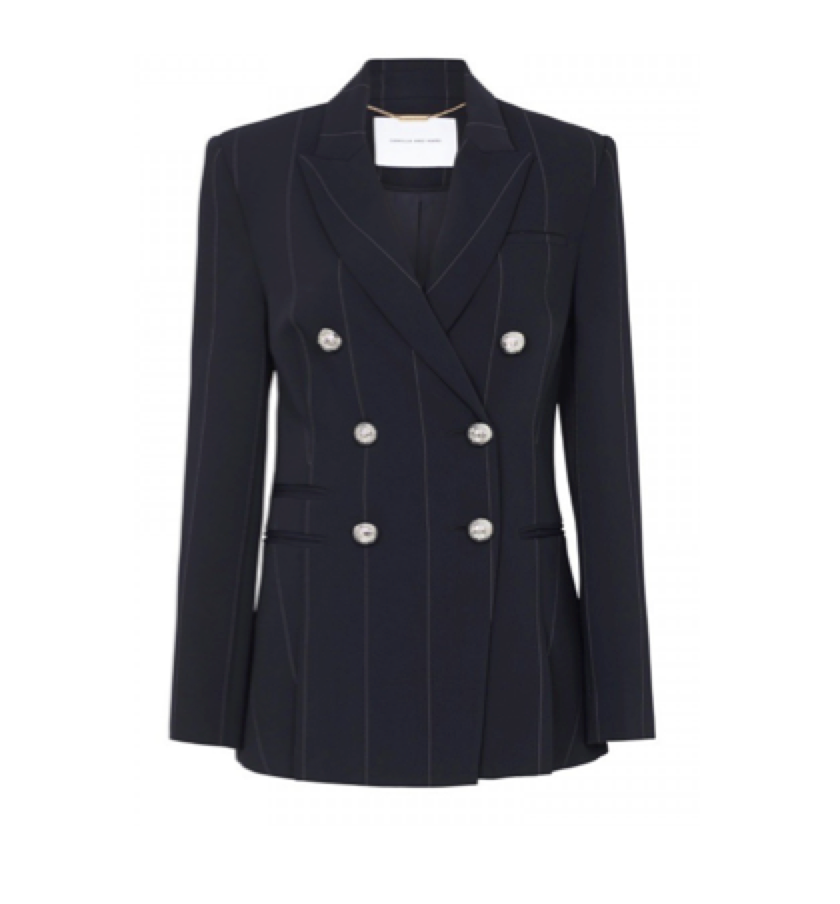 CAMILLA & MARC -  Pinstripe jacket