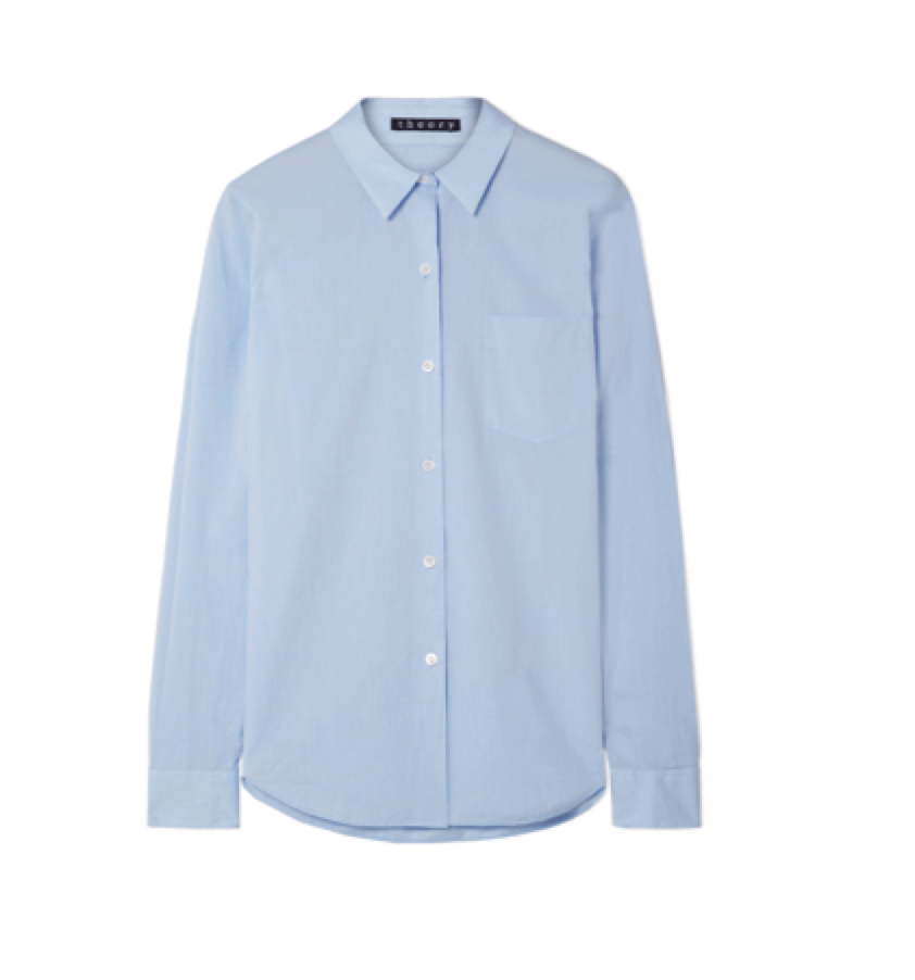 THEORY -  Classic shirt