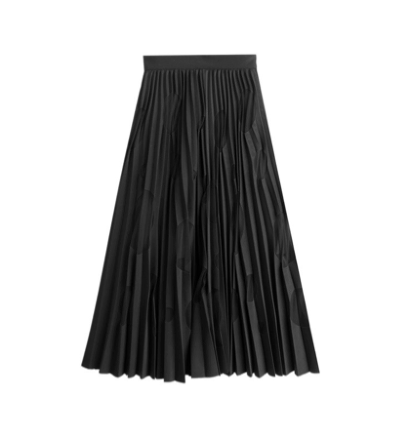 MSGM -  Pleated skirt