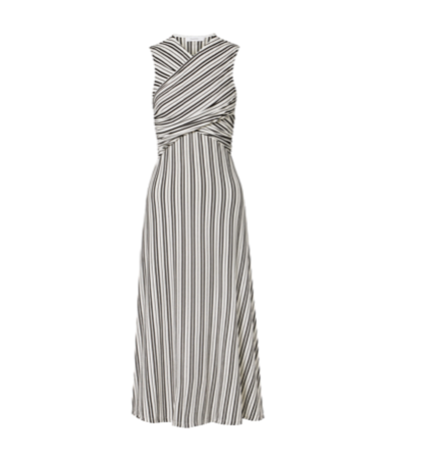 BEAUFILLE -  Striped dress