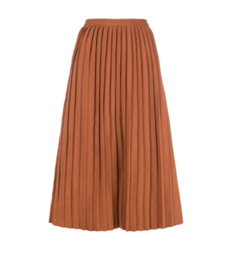 SOFIE D'HOORE -  Pleat skirt