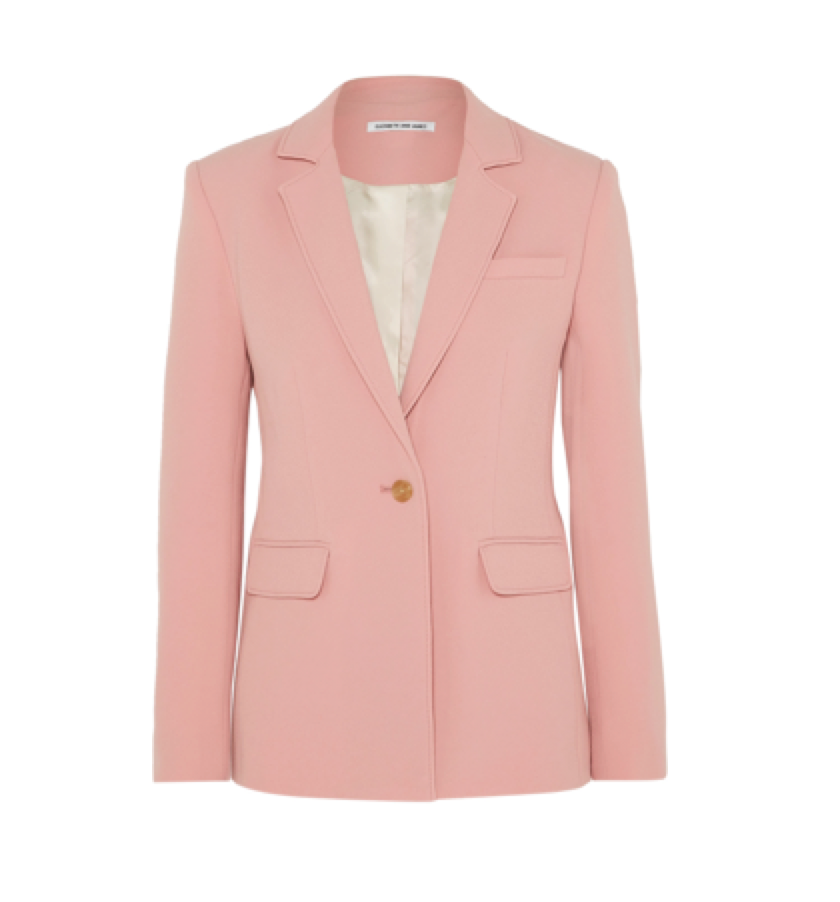 ELIZABETH & JAMES -  Pink suit