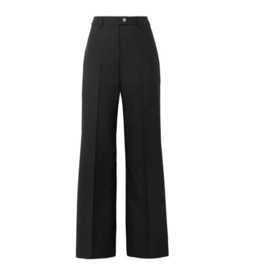 CLASSIC PANT -  ACNE black pants