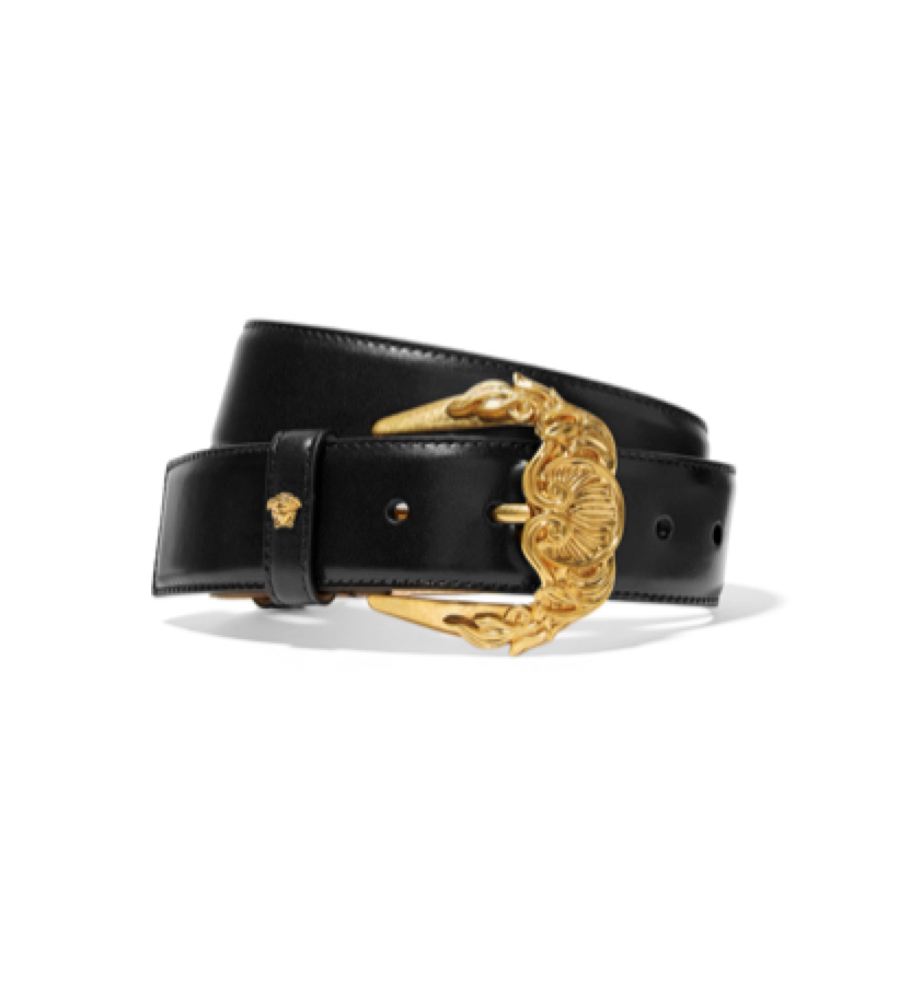 FASHION BELT -  VERSACE belt