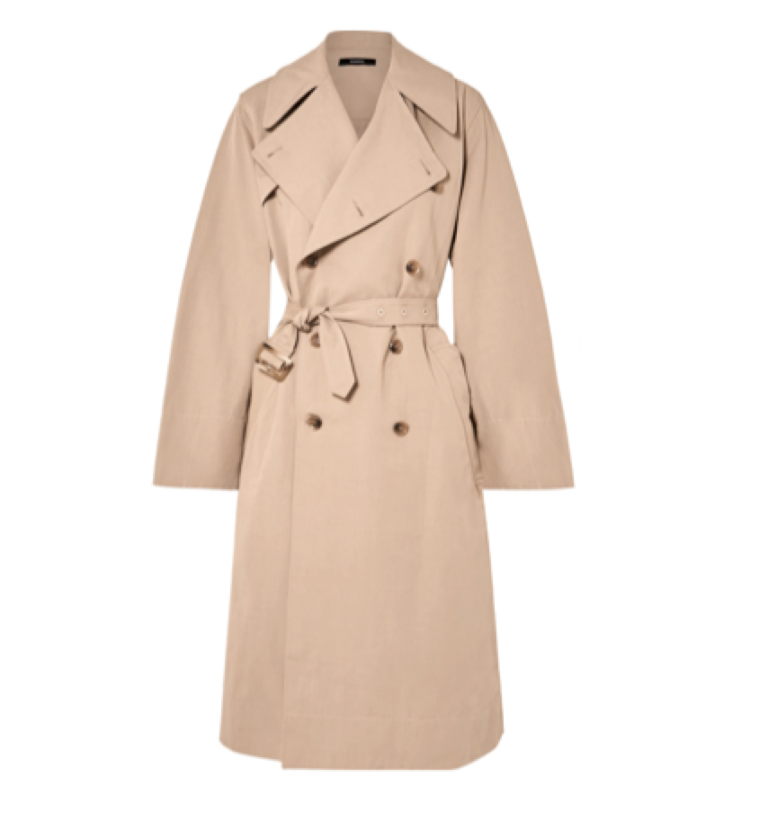 TRENCH -  BASSIKE classic coat