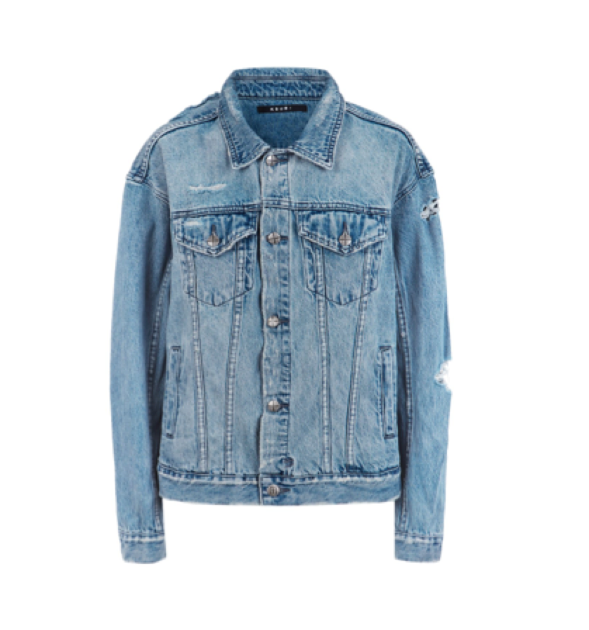 DENIM JACKET -  KSUBI denim jacket