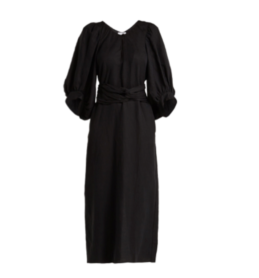 BLACK DRESS -  APIECE APART dress