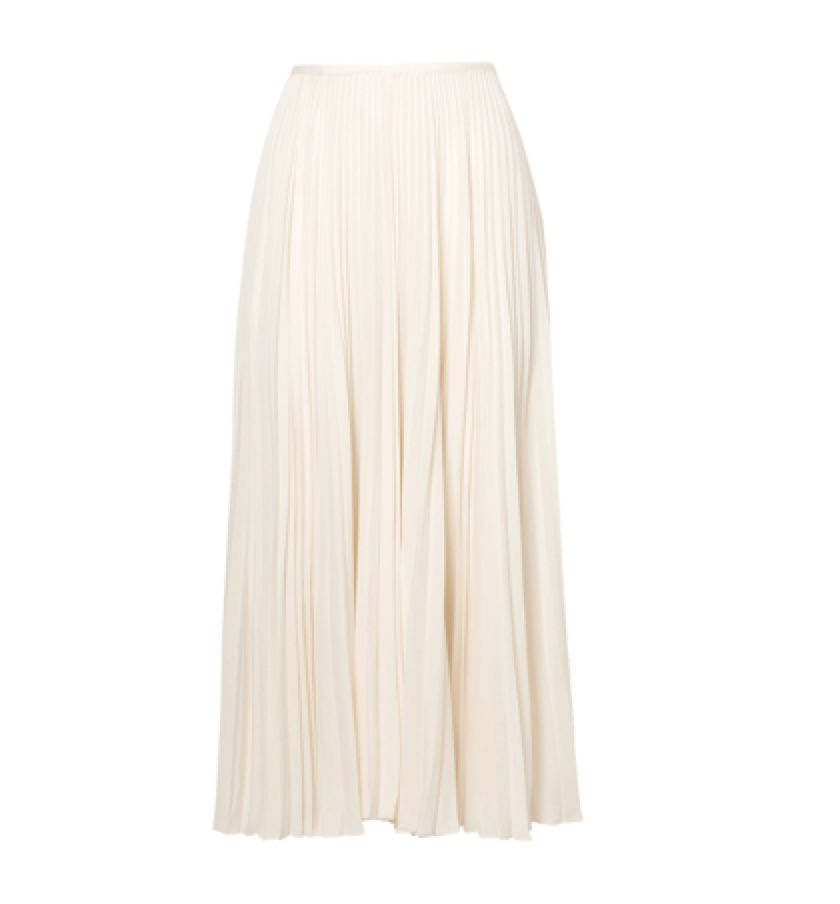 CLASSIC SKIRT -  JOSEPH pleated skirt