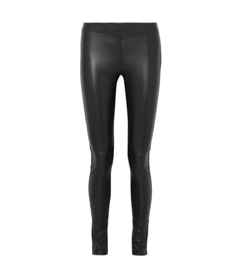 LEATHER PANTS -  JOSEPH leggings