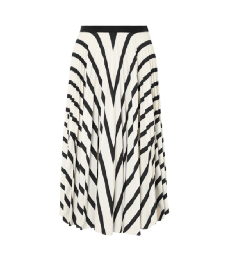 PLEATS  - VANESSA BRUNO skirt