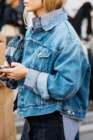5. DENIM JACKET