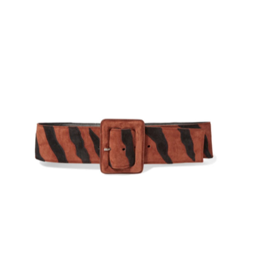 SAINT LAURENT -  animal belt