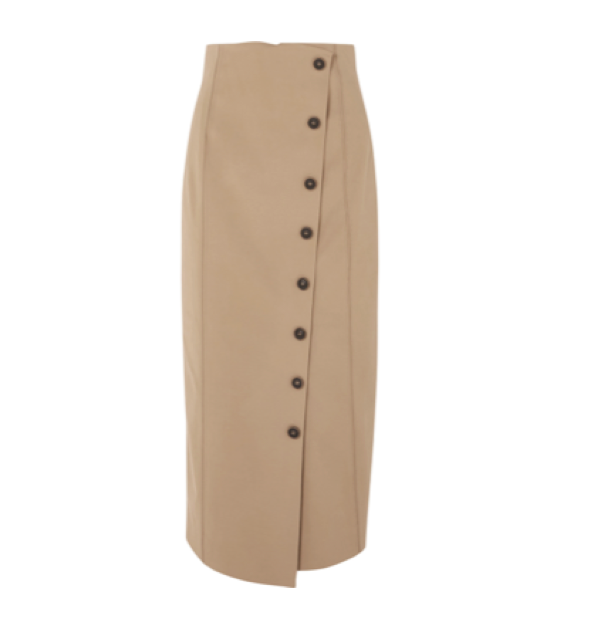 REJINA PYO -  Button skirt