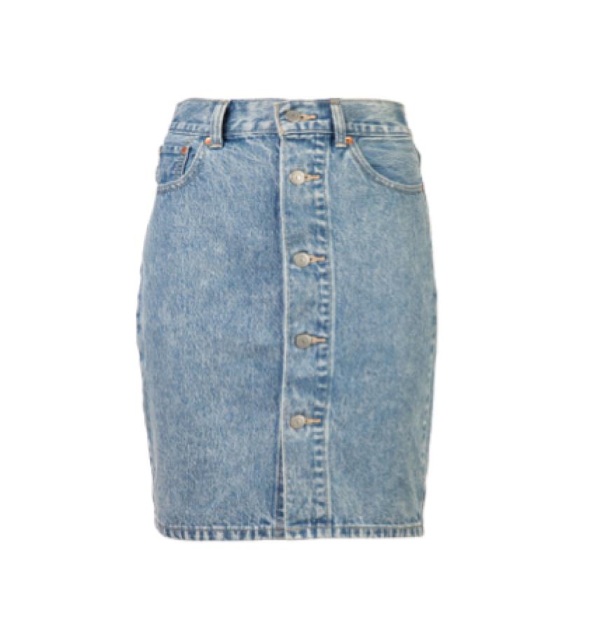 LEVIS -  Mom skirt