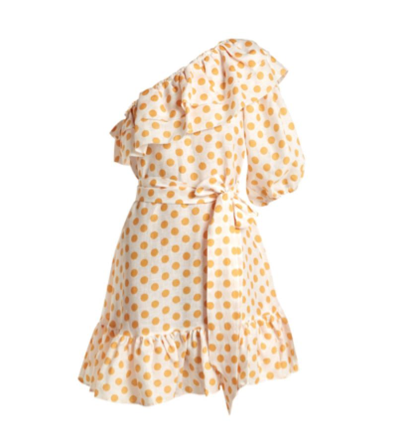 Lisa Marie Fernandez -  ruffle dress