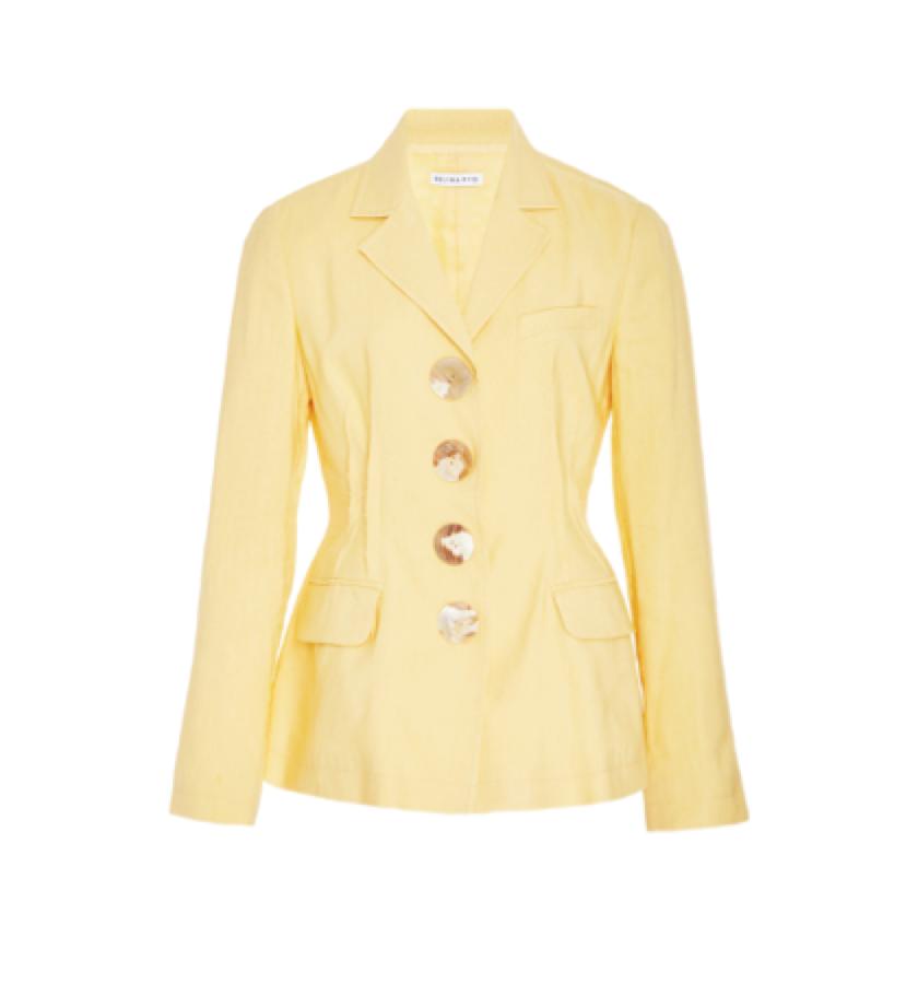 Rejina Pyo -  yellow blazer