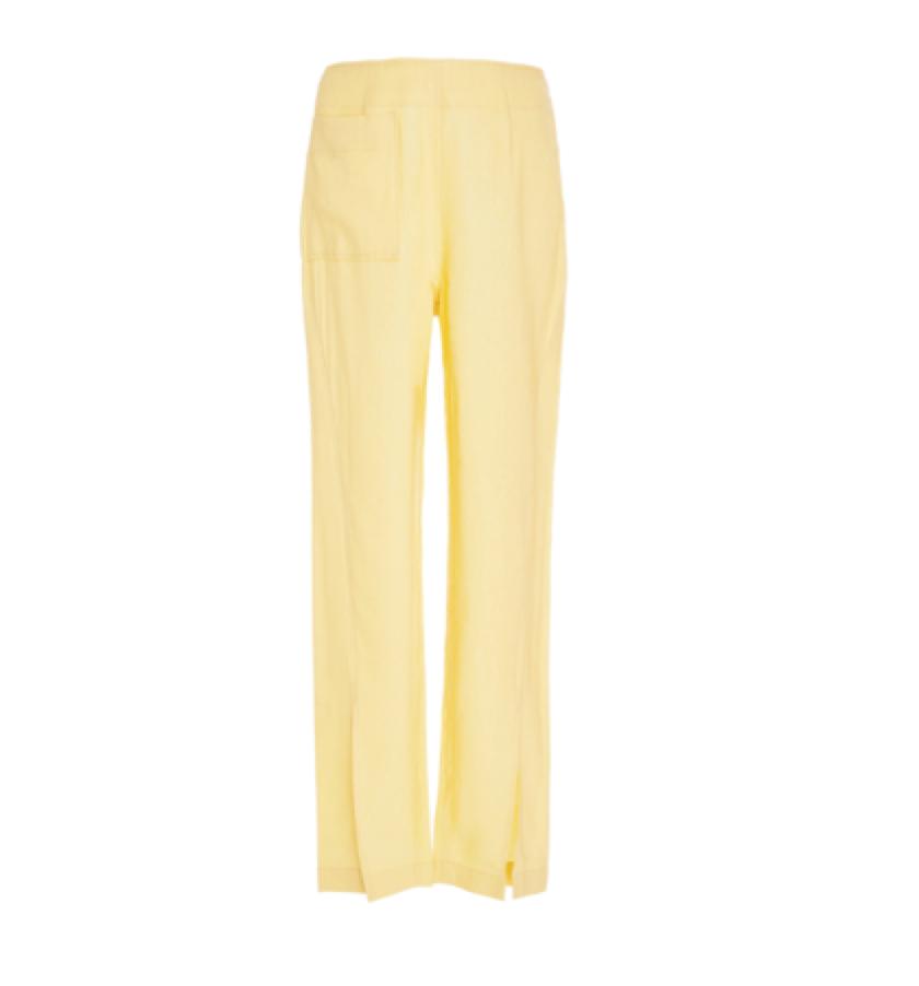 Rejina Pyo -  yellow pants